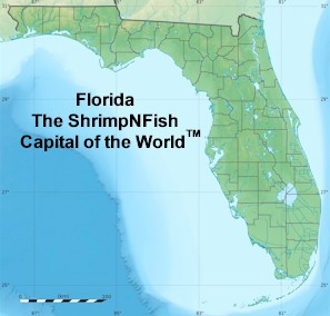 Florida The Shrimp-N-Fish Capital of the World™.