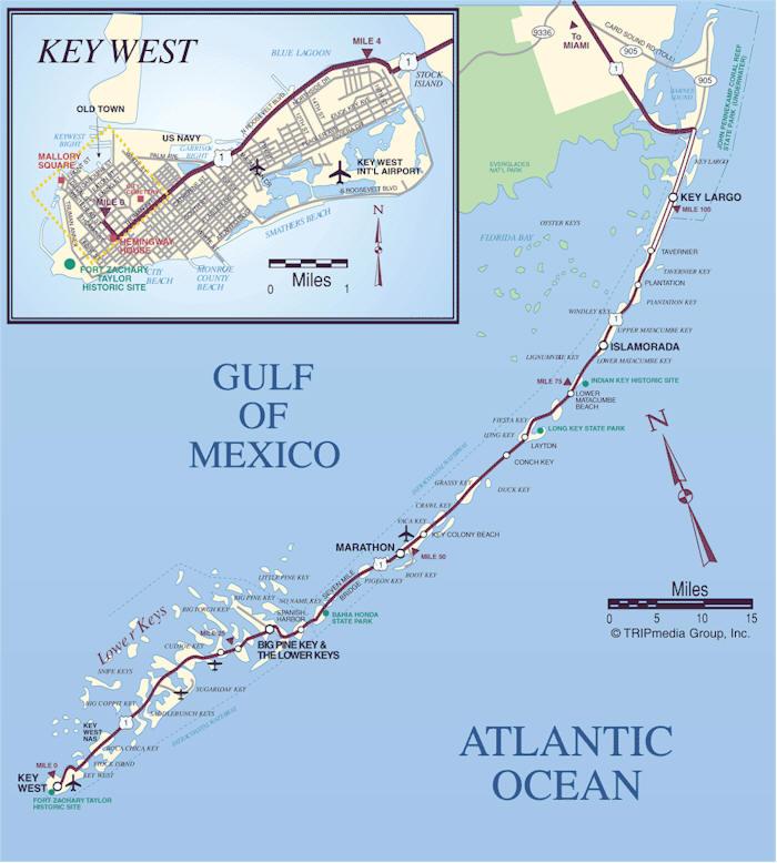 Florida Offshore Fishing Maps  Florida Fishing Maps
