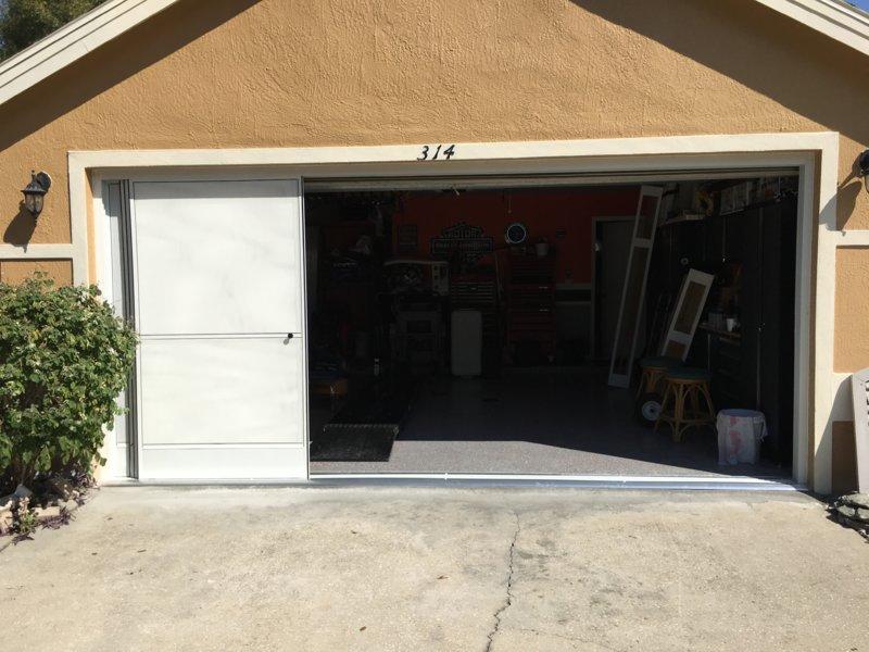Another Project Garage Screen Doors